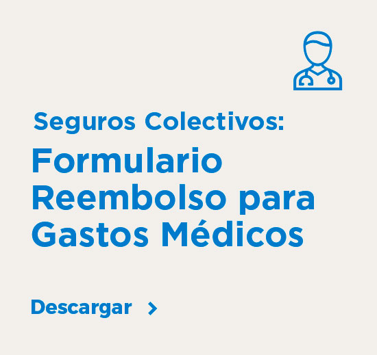 Formulario Reembolso para Gastos Médicos