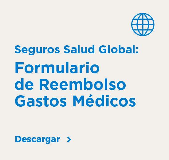 Formulario de Reembolso Gastos Médicos